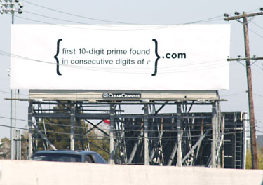 Innovative Recruitment Google Billboard VONQ