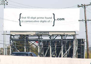 Innovative Recruitment Google Billboard VONQ