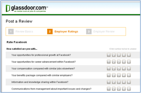 Glassdoor Employer Brand VONQ